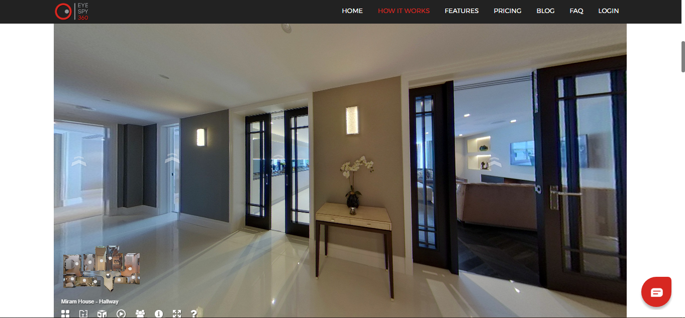 Real estate virtual tours: Top technology trends for your real estate app development
