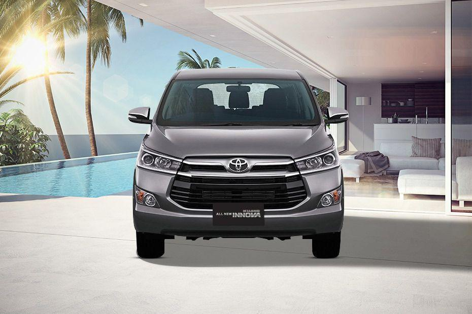 Tampak Depan Toyota Kijang Innova 2019