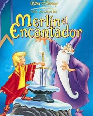 Merlín el Encantador (1963, Wolfgang Reitherman)