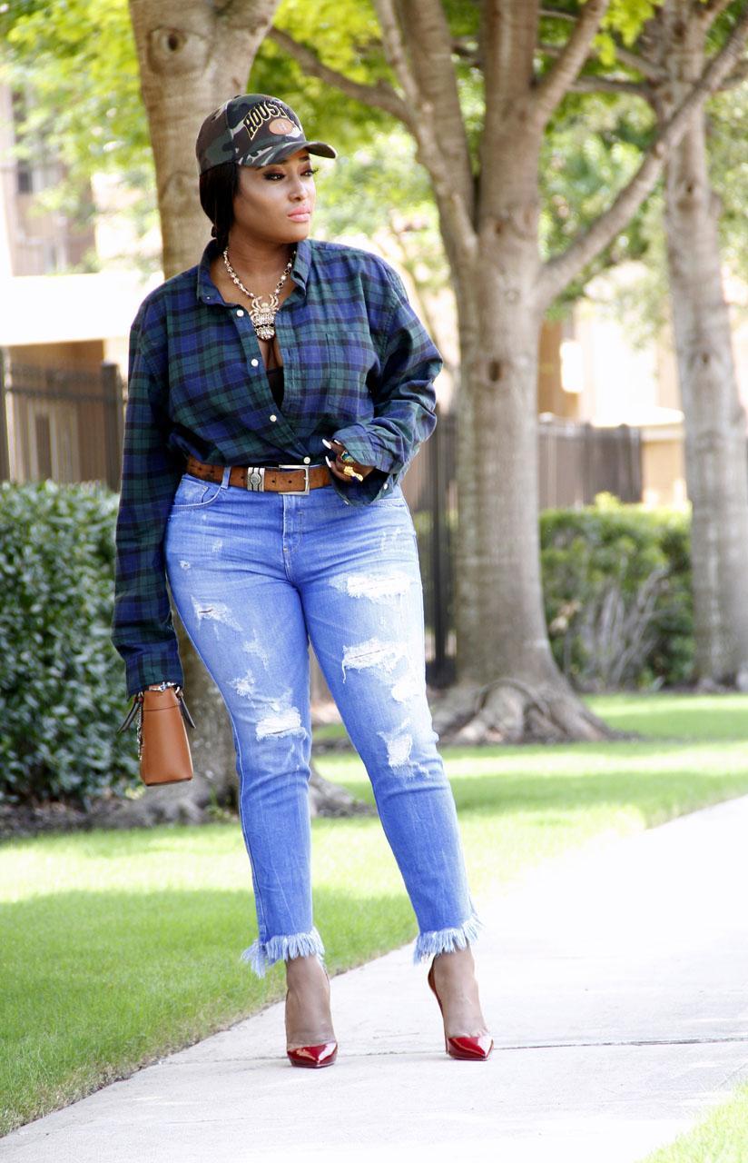 naija fashion daily!: fashion for curvy girls: mom jeans and