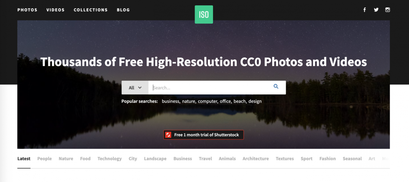 ISO Republic Free Stock Photos