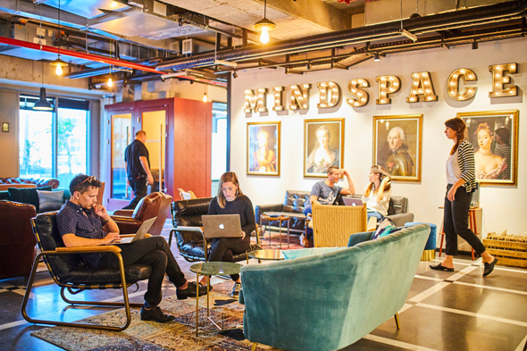 Best Coworking Spaces in DC