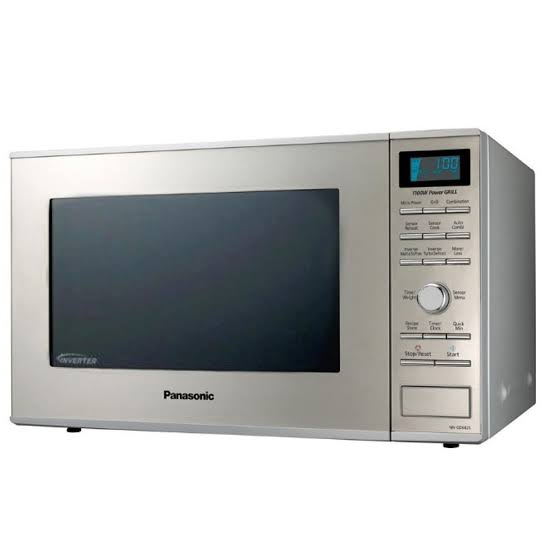 Grill microwave oven can be used for toasting and roasting of any kind. Source: Electromall