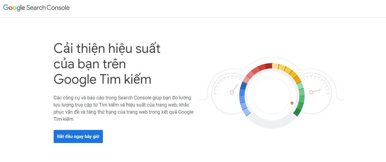 Google search console là gì