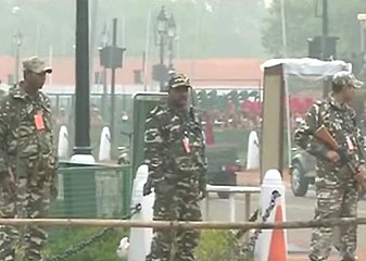 High level security for Barack Obama in Delhi, 50,000 security persons deployed