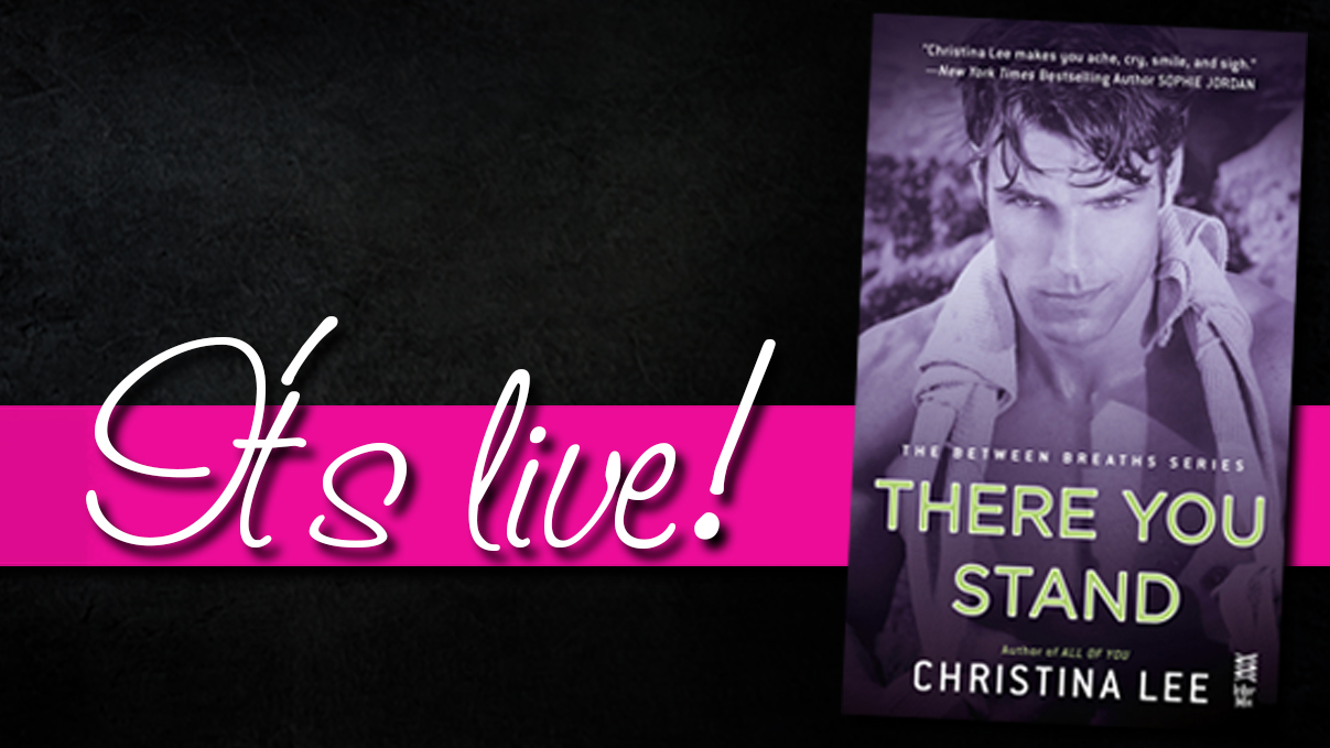 there you stand is live.jpg