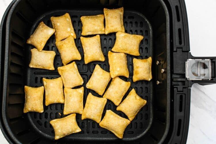 How to Make Frozen Totino's Pizza Rolls in An Air Fryer