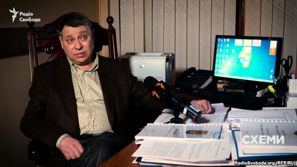 Член Вищої кваліфікаційної комісії суддів Андрій Василенко