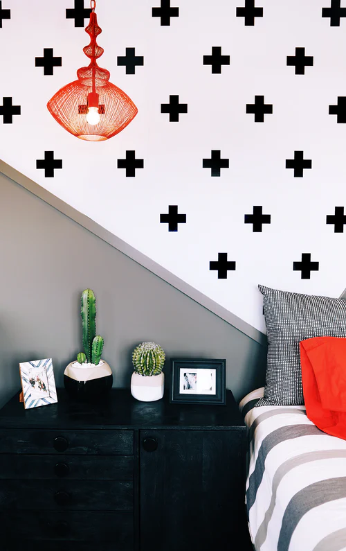 choose the right wallpaper for home interiors