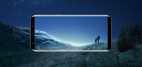 Image result for infinity display s8