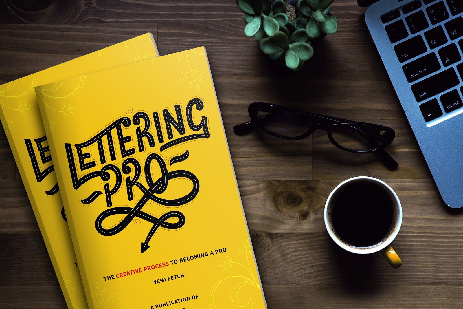 Yemi Fetch: The Making of a Lettering Pro