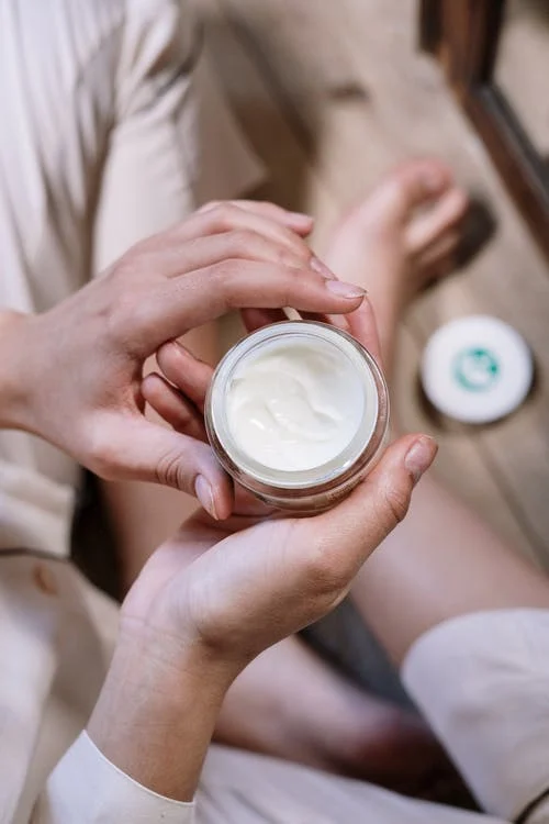 Moisturize for a glowing skin