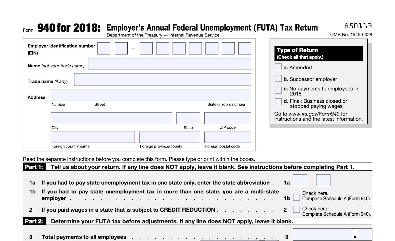 941 form no payment address  What is IRS Form 15?