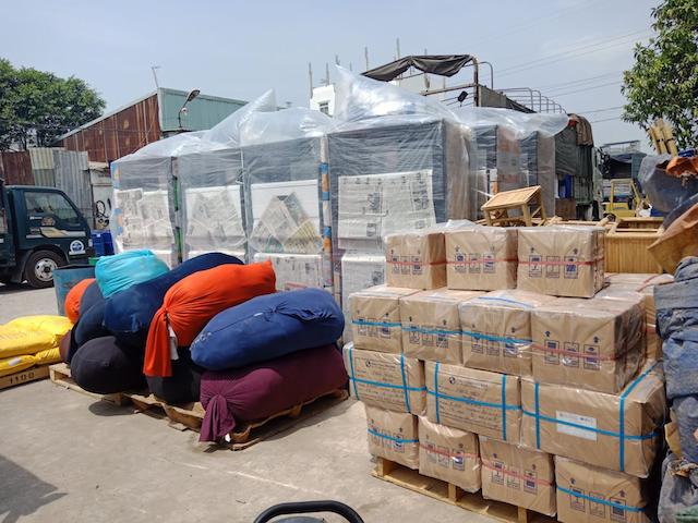 Chành xe Bình Định giúp doanh nghiệp tiết kiệm thời gian và công sức gửi hàng