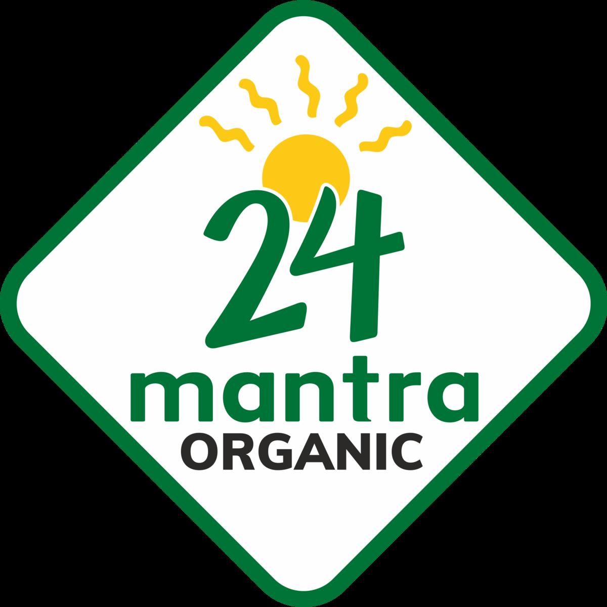 """24 Mantra organic"""