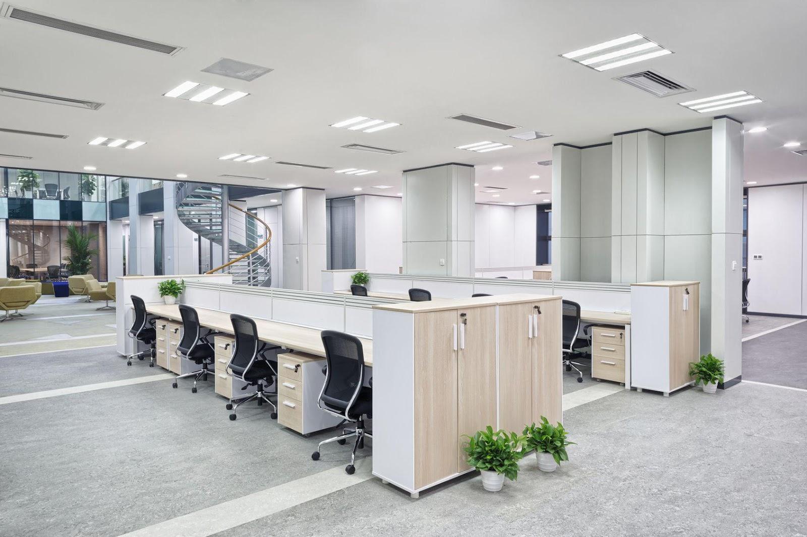 Вентиляция офисов