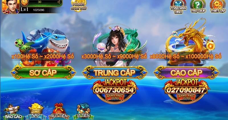 Game bắn cá Win888 độc quyền