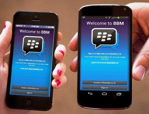 Penilaian terhadap tampilan antarmuka dari aplikasi BBM
