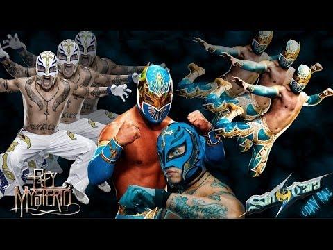 Image result for rey mysterio sin cara