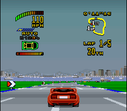 Image result for top gear 2 snes