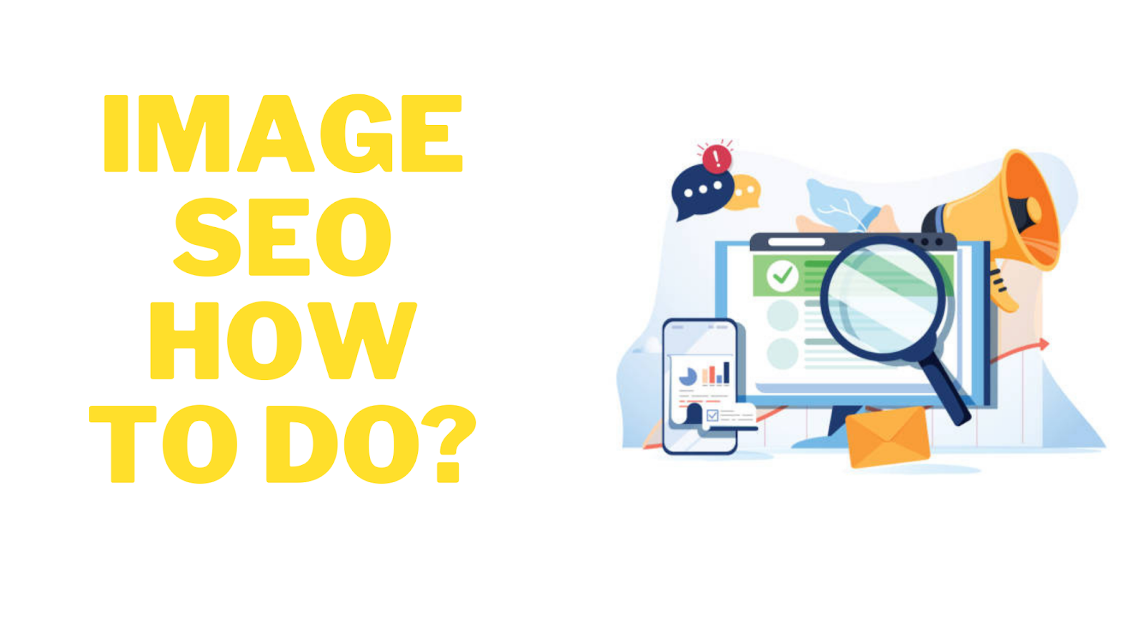 image seo how to do | Blogger SEO in english | what is seo, how to do | Blogger SEO Settings