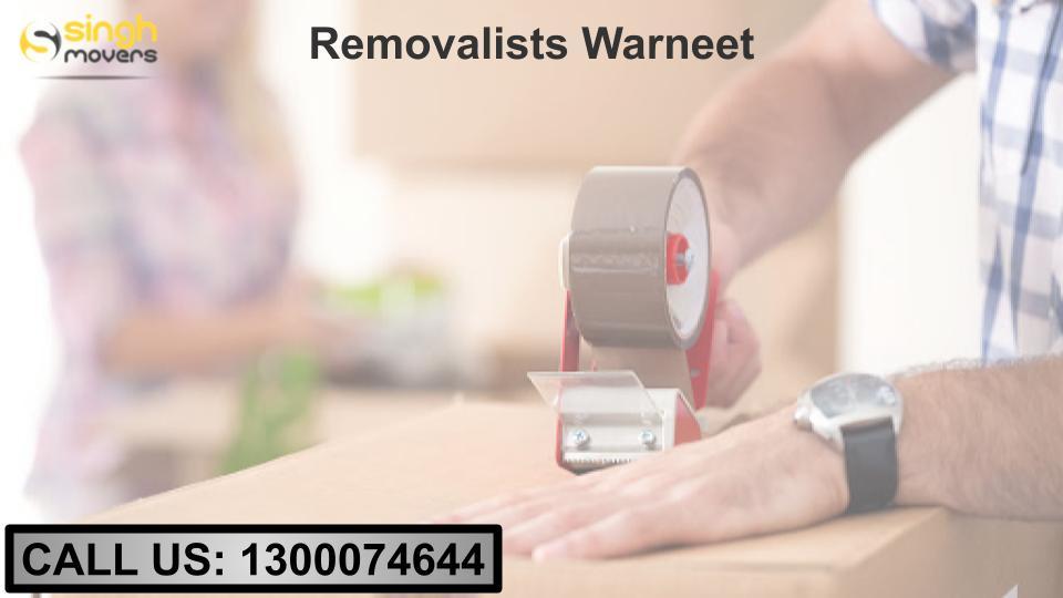 Removalists Warneet