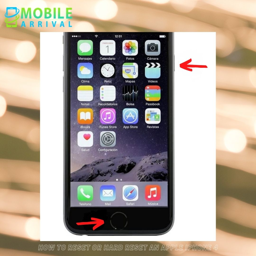 Reset iPhone 4 Without Losing Any Data
