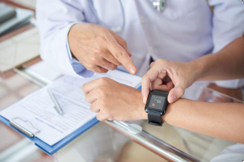 Wearables für die Datenerfassung bei digitales betriebliches Gesundheitsmanagement