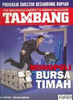 Majalah Tambang Edisi Oktober 2013