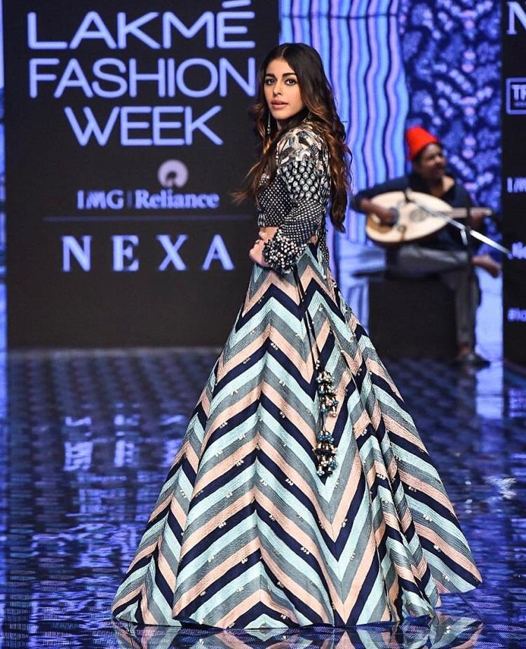 Alaya F on fashion week