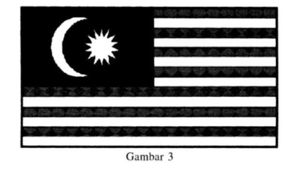 Rakyat Malaysia mesti berbangga dengan bendera tersebut kerana ia adalah lambang