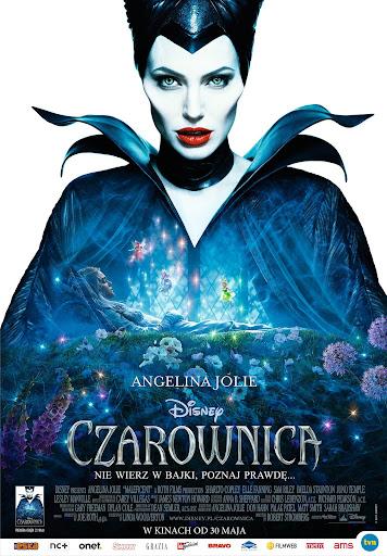 Polski plakat filmu 'Czarownica'