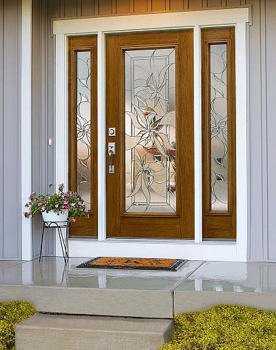 ODL Door Glass