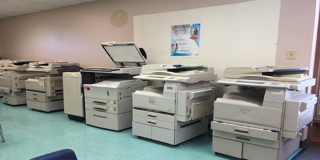 Hầu hết các doanh nghiệp hiện nay đều chọn giải pháp Thuê máy photocopy