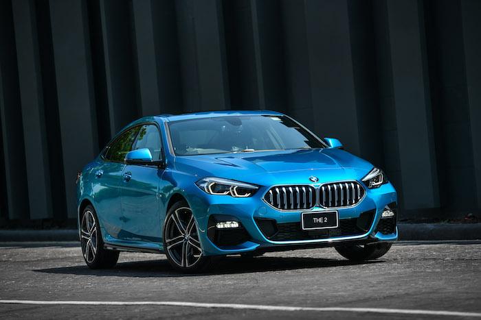 BMW 218i Gran Coupe M Sport 2020 มาพร้อมชุดแต่งรอบคันดีไซน์ใหม่