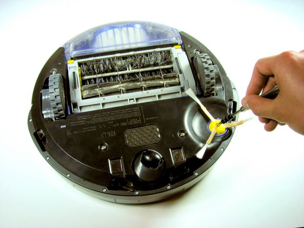 How to replace iRobot Roomba 650 Battery