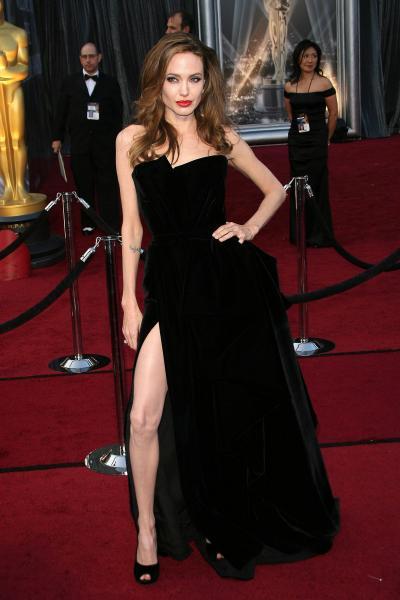 Angelina Jolie, 84th Academy Awards