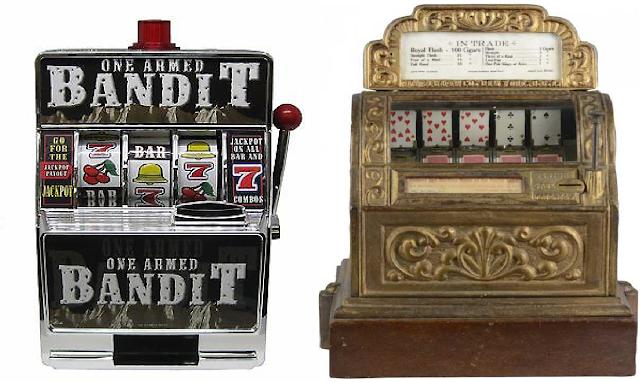 Sejarah Judi Mesin Slot Online