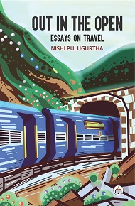 Image result for out in the open - essays on travel nishi