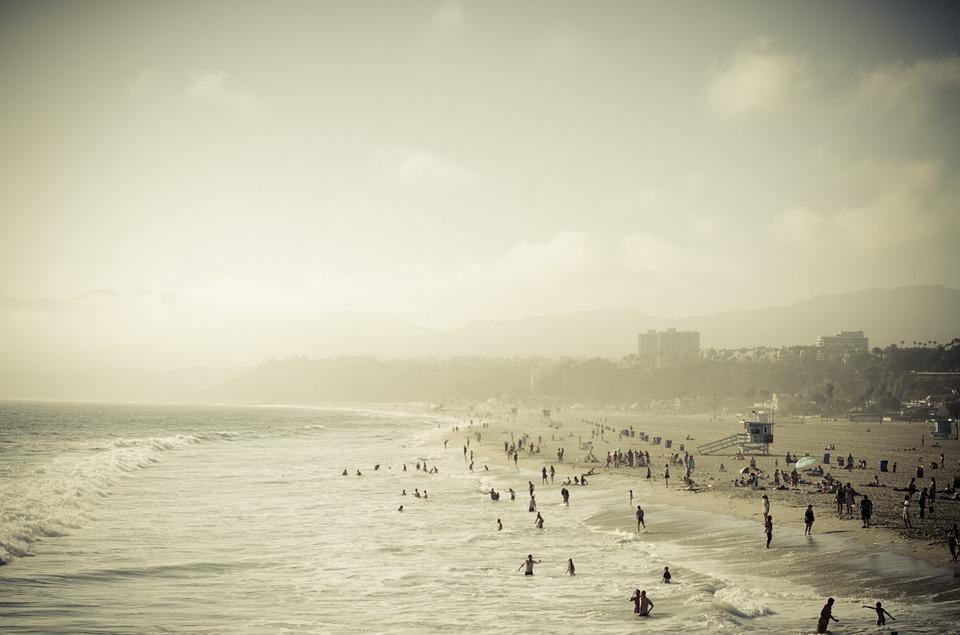 Beach, Trips, Outdoor, Family Travel, California, Photo