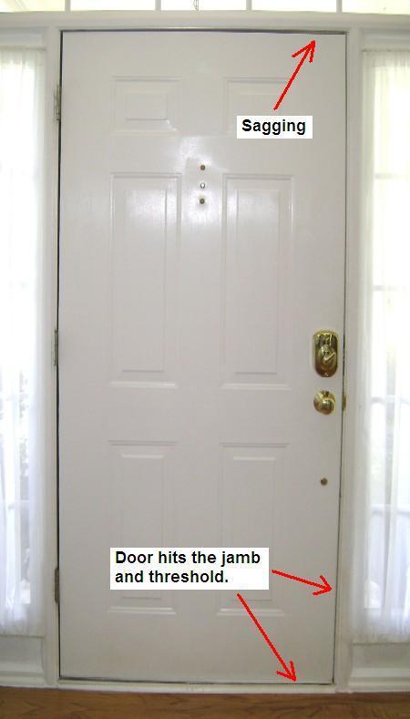 9 Common Door Problems that Arise in the Winter
