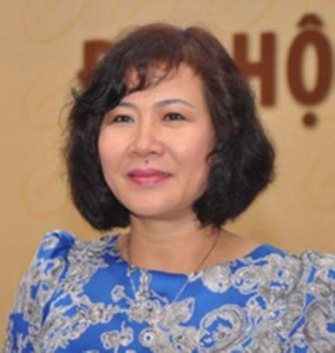 Nguyễn Hoàng Yến bóng hồng QUYỀN LỰC của tập đoàn Masan - Học Làm Giàu
