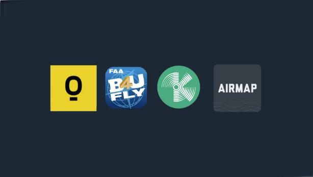 UAV Pilot Apps Flite Test - Airmap app