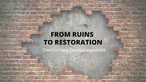 Combating Discouragement (Abridged Sermon 8/16) - Faith Covenant Church |  Wheaton, IL
