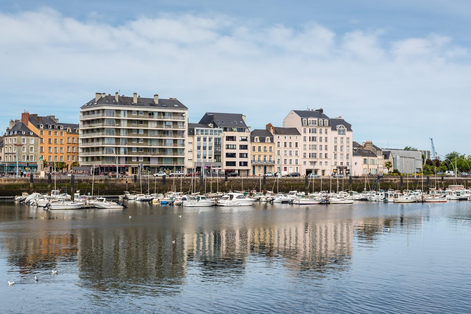 Hafen von Cherbourg-Octeville