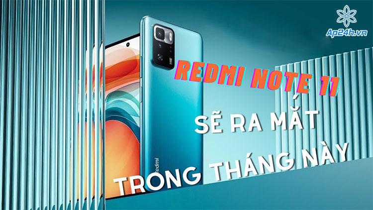 Redmi Note 11 mới sẽ hỗ trợ sạc nhanh 120W