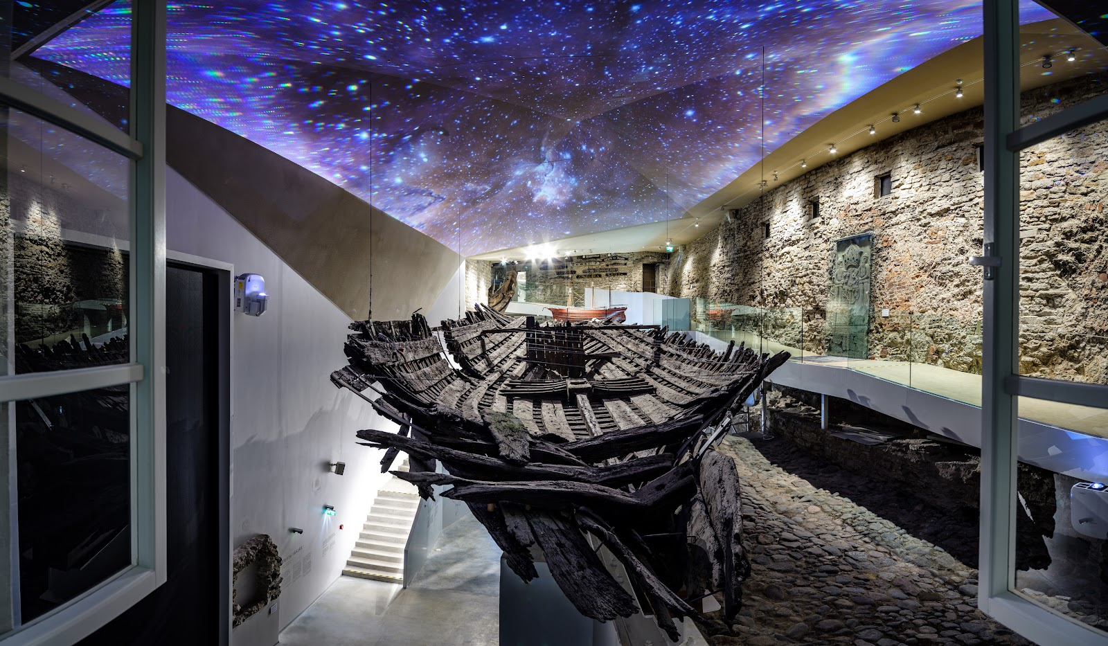 Морской музей в Таллине (Эстония)