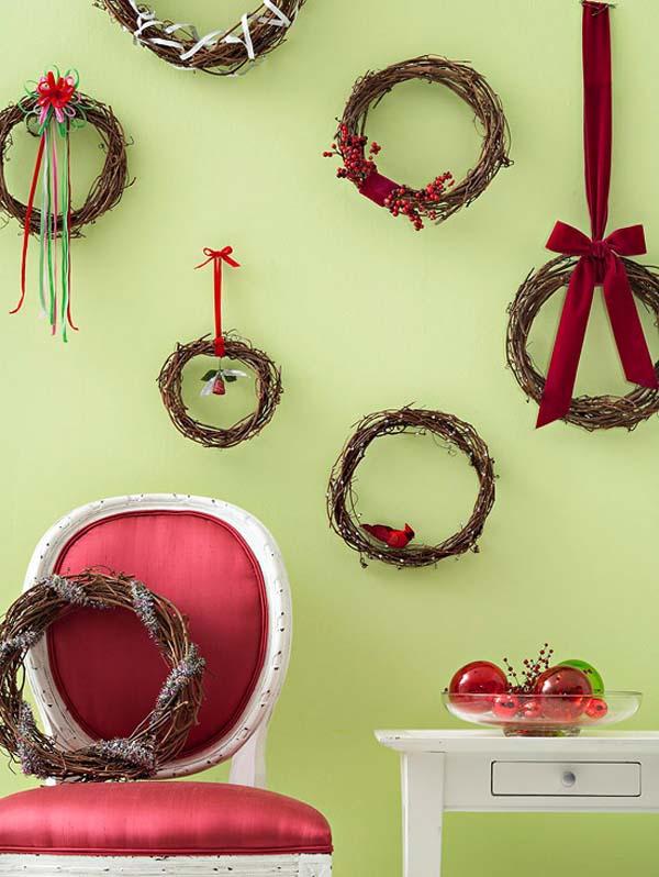 christmas-wreath-wall-decoration