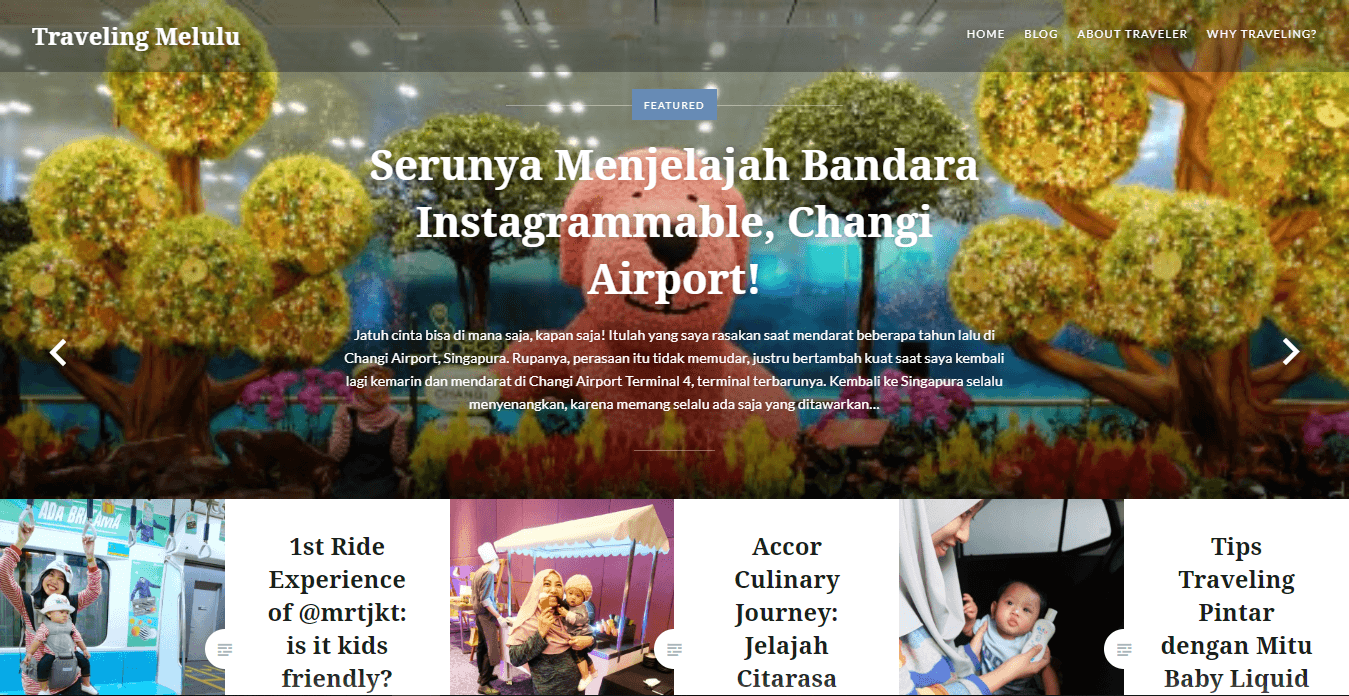 travel blogger indonesia terkenal travelmulu com