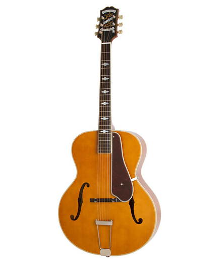 Epiphone De Luxe Classic F-Hole Arch Top